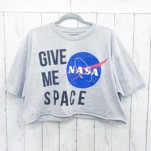 Chemistry Give Me Space NASA Graphic Tee Shirt